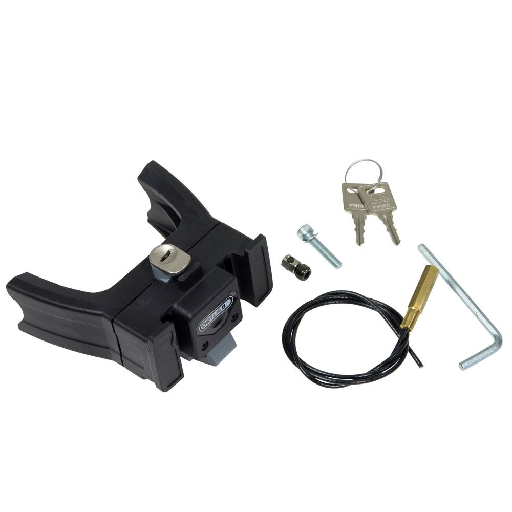 Handlebar Mounting-Set E-Bike w. Lock -