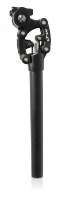 Suntour Parallelogramm-Sattelstütze - Ø 31,6mm, 31,6mm X 350mm Schwarz