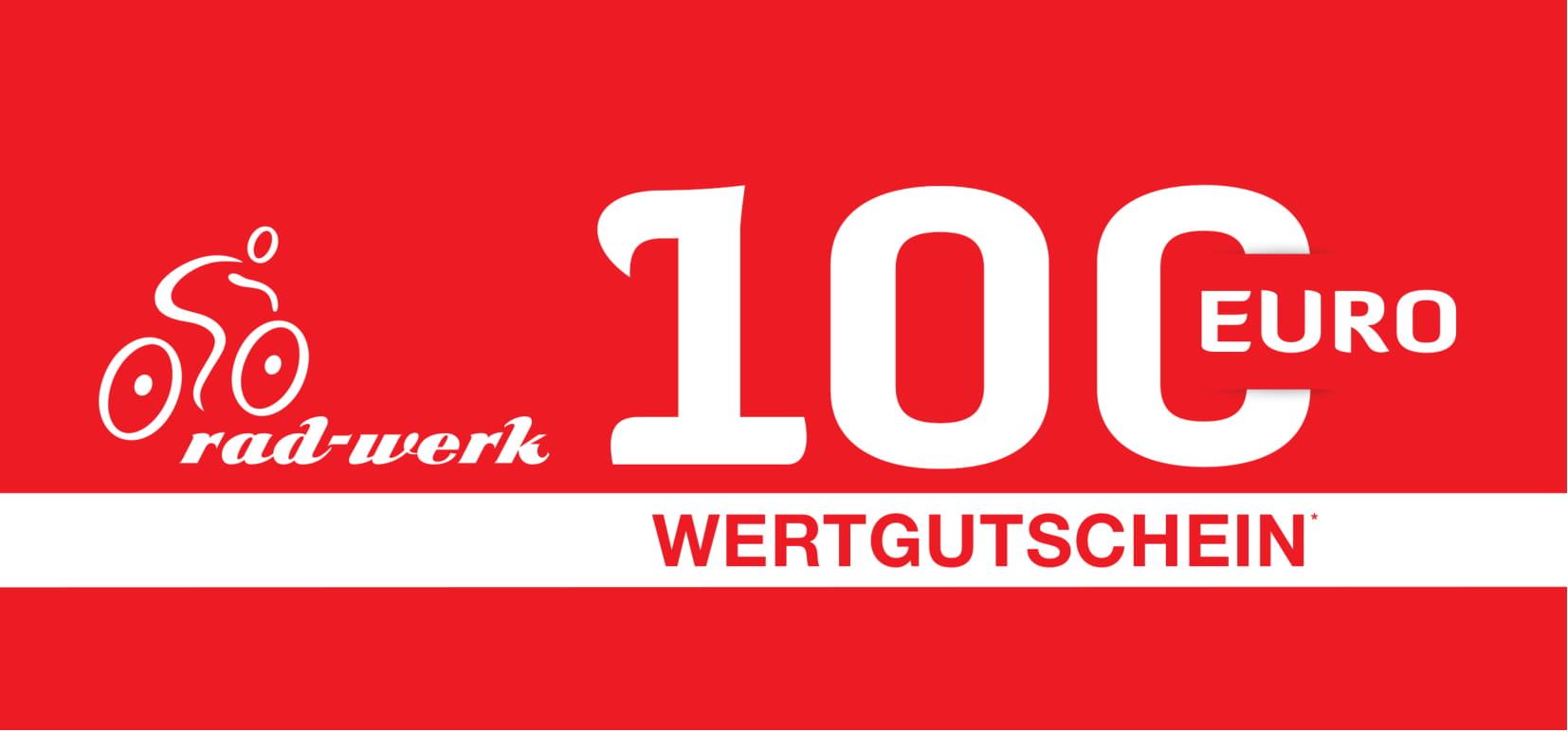 Gutschein 100 Rad-Werk Zingelmann