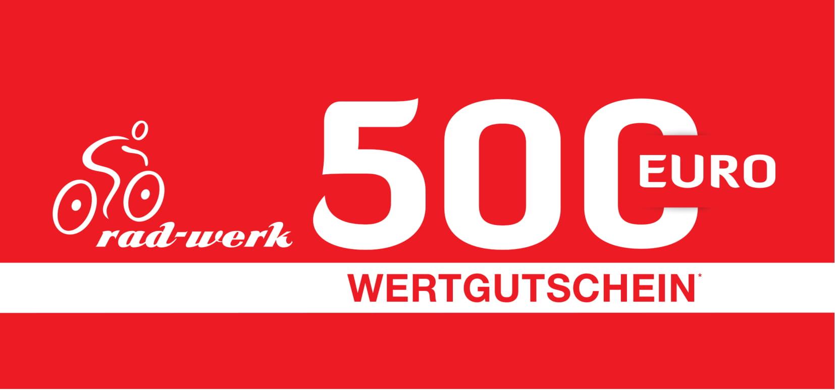 Gutschein 500 Rad-Werk Zingelman