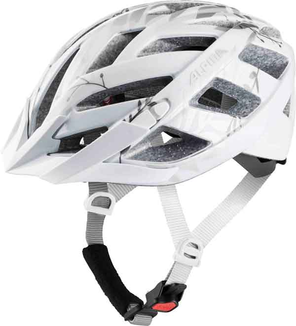 PANOMA 2.0, white-silver leafs, 52-57cm -