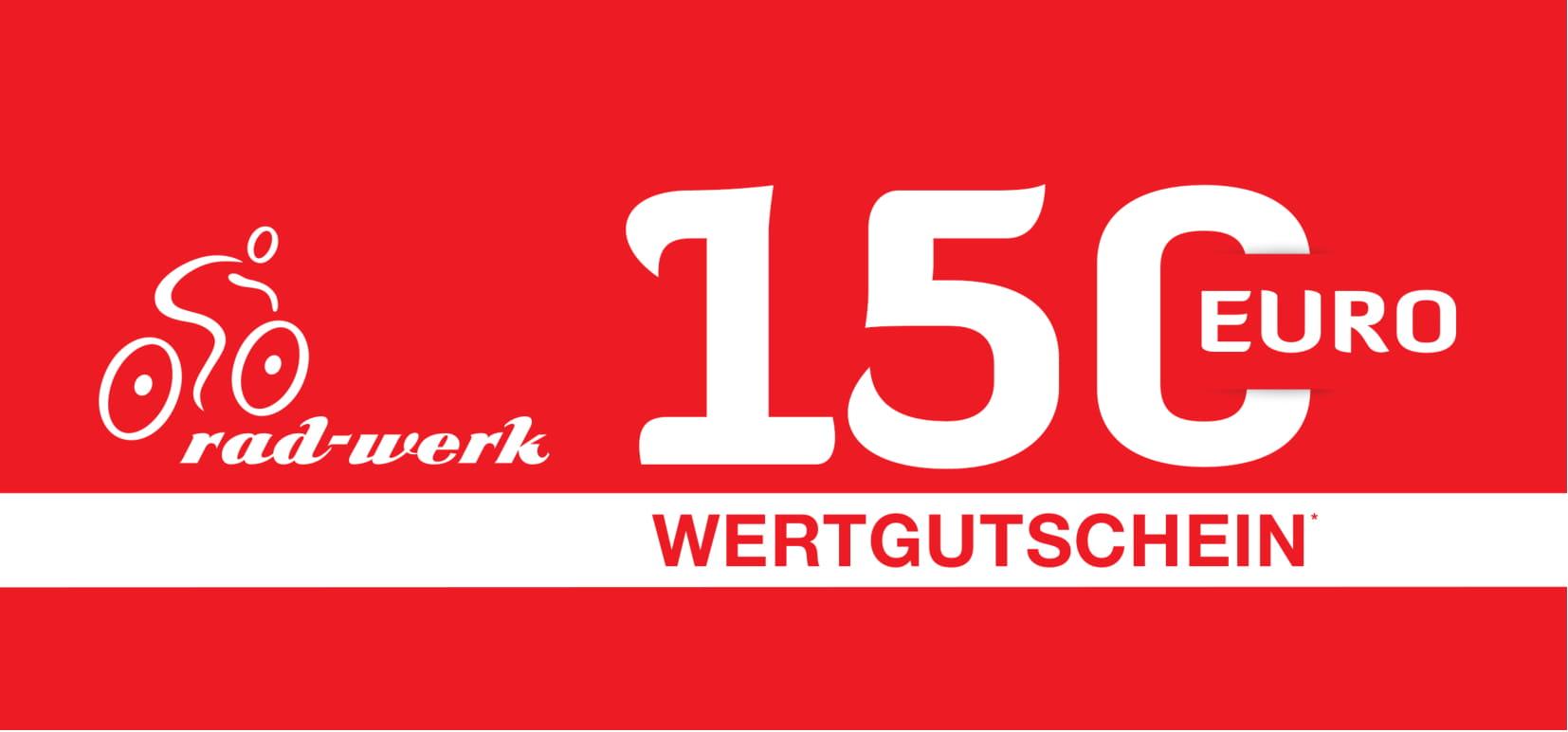 Gutschein 150 Rad-Werk Zingelman